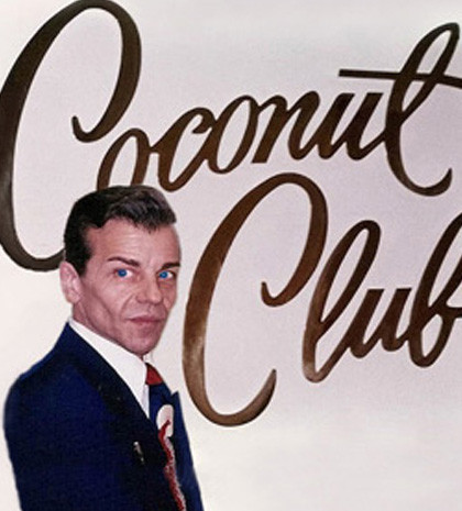 Frank Sinatra Tribute at the Coconut Club