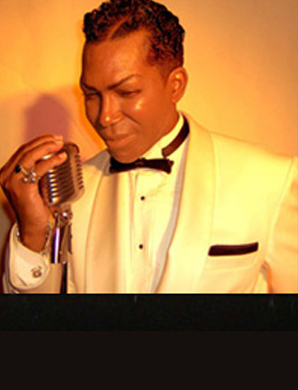 Nat King Cole Impersonator
