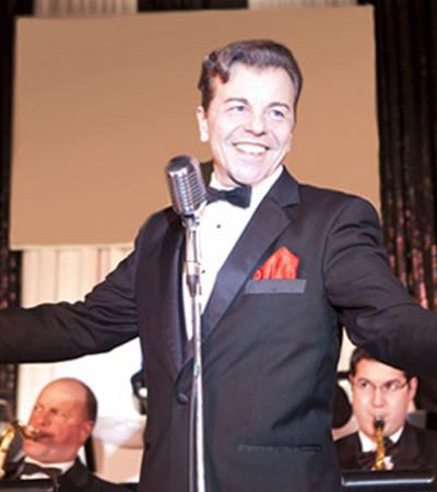 Frank Sinatra Tribute Artist